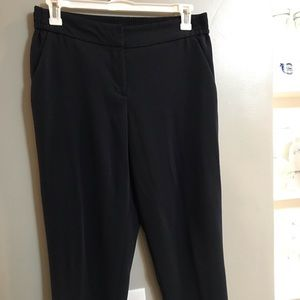 Black Ann Taylor Dress Pants
